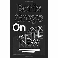 On the New, Boris Groys, Good, Paperback