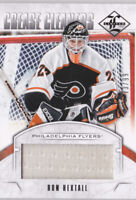 12-13 Limited Ron Hextall /99 Jersey Crease Cleaners Flyers 2012