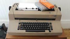 Ibm Selectric Ii Self Correcting Typewriter Parts Or Repair Q740p2