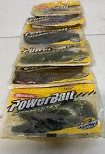 Berkley Powerbaits Lot Of 6