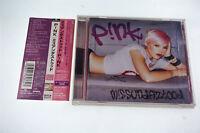 Pink P!NK - M!ssundaztood  CD JAPAN OBI A6004