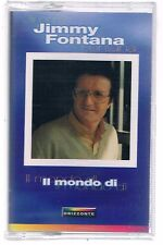 JIMMY FONTANA IL MONDO DI  MC K7 MUSICASSETTA ORIZZONTE SIGILLATA!!!