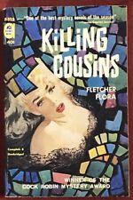 The Blonde Cried Murder/Killing Cousins-John Creighton/Fletcher Flora- Pulp