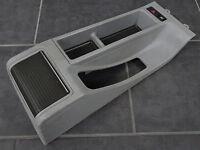 BMW 3 série E46 M3 Console accoudoir central console centrale plateau fois gris
