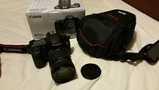 Canon EOS 60D 18.0 MP SLR With 18-55 MM STM and 50mm STM Lens