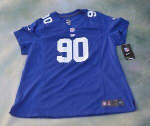 Nike NFL New York Giants Jason Pierre-Paul #90 Women's Jersey Size XXL.