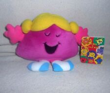1999 - Mr Men - Little Miss Chatterbox - Soft Toy  - Roger Hargreaves - (45f)