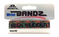 Tough Mudder Challenge Camo Wrist Bandz by Skootz Adult Size Med. Workout Band