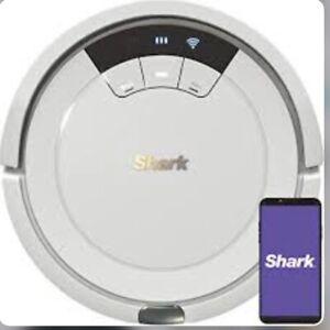 Shark AV752 ION Robot Vacuum,Tri-Brush System, Wi-Fi Connected, Worx with Alexa
