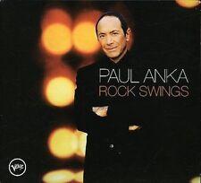 Rock Swings by Paul Anka CD (More CDs in my eBay Store)