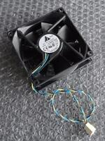 Fujitsu Esprimo P400 P2550 Torre Ventilador Interno | 4-cables/4-pines AUB0912VH