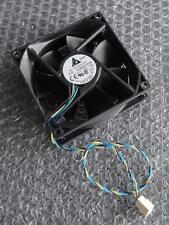 Fujitsu Esprimo P400 P2550 Torre Interno Ventilador Enfriador 4-cables/4-pines