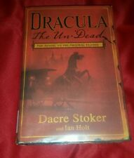 Dracula : The Un-Dead by Dacre Stoker and Ian Holt (2009, Hardcover)