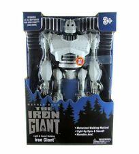 "New Sealed 2020 Light Sound Walking Iron Giant 14"" Figure Walmart Exclusive"