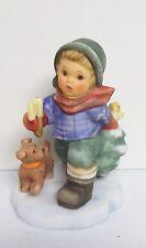 GOEBEL Christmas Figurine - TANNENBAUM 2001
