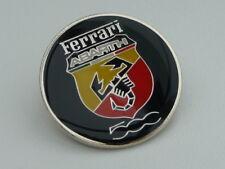 Ferrari FIAT ABRATH 500 Insignia Pin Corbata De Edición Limitada Nuevo