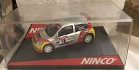 Ninco, Renault Clio 1600 super, Slot 1/32, 50337, rally