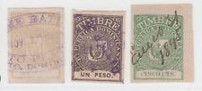Dominican Rep revenue Cinderella stamp 6-22-21-3a