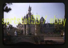 1958 Disneyland - Sleeping Beauty Castle - Vintage Red Border 35mm Slide
