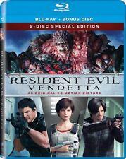 Resident Evil: Vendetta [New Blu-ray] 2 Pack, Ac-3/Dolby Digital, Dolby, Subti