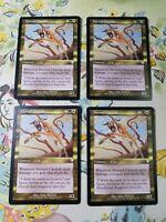 4x Horned Cheetah   Invasion   MTG Magic The Gathering Cards