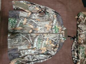 scent lok jacket large