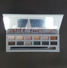 SMOKE Gets in your eye 12 Colour eyeshadow comoact.- Doll Face - Includes Brush.