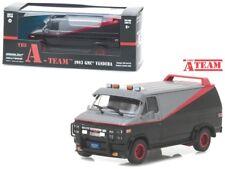 "1983 GMC Vandura ""The A-Team"" (1983-1987) TV Series 1/43 Diecast Model Car by Gr"