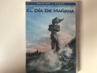 EL DIA DE MAÑANA DVD ROLAND EMMERICH DENNIS QUAD CASTELLANO INGLES EXTRA ALIEN