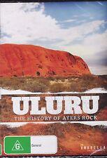 ULURU - THE HISTORY OF AYERS ROCK  - DVD