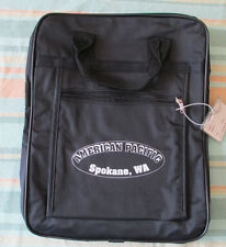 """Computer Laptop Bag For 14"""" + Laptop, Black & New With Strap - Branded"""