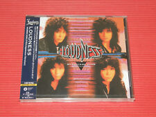 LOUDNESS HURRICANE EYES (JAPANESE VERSION)   JAPAN CD