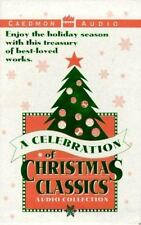 Celebration of Christmas Classics by Charles Dickens (1994, Cassette, Abridge...