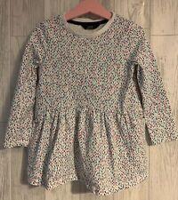 Girls Age 5-6 Years - George Long Sleeved Dress