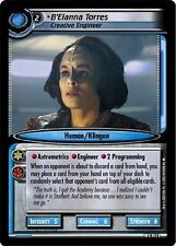 Star Trek CCG 2E Call To Arms B'Elanna Torres, Creative Engineer 3R174