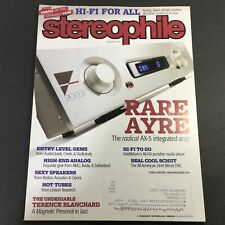 Stereophile Magazine August 2013 - Radical AX-5 Integrated AMP / AMG Analog