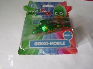 PJ Masks Hero Vehicles Series 2 Metal Gekko-Mobile New