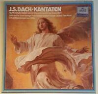 Bach Kantaten Mathis Haefliger Schreier Fischer-Dieskau Richter Archiv Stereo
