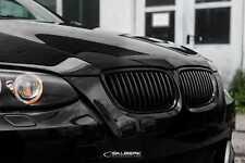 Nieren schwarz glänzend BMW 3er E92 Coupe VFL Salberk 9201 Frontgrill Set M3