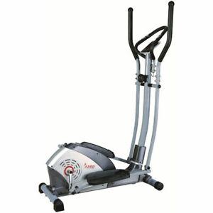 Sunny Health & Fitness SF-E905 Elliptical Machine Cross - Trainer
