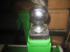 OMNI Goose Neck ball fits the Combo & Transformer Hitches John Deere Kubota Ford
