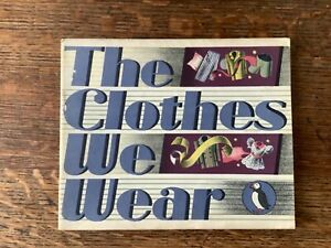 PUFFIN PICTURE BOOK 64 The Clothes We Wear by Jack Townend