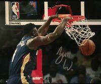 Zion Williamson Autographed Signed 8x10 Photo ( Pelicans Duke ) REPRINT ,