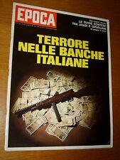 EPOCA 1971/1070=GIUSEPPE AJMONE=JEAN PIERRE MONSERE=SPECIALE TERRE DISCORDIA=