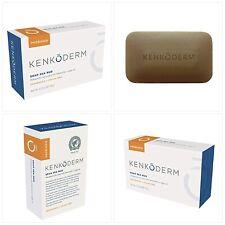 Kenkoderm Psoriasis Dead Sea Mud Soap with Argan Oil & Shea Butter 4.25 oz (1 Ba