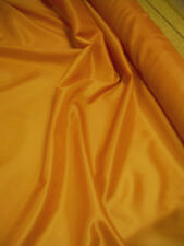 Russet Orange Poly Fine Twill Lining. Pa75 P/m