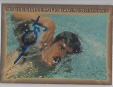 Mark Spitz Olympic Swimmer 7 Gold Medals SIGNED CARD
