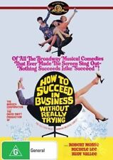 How to Succeed in Business Without Really Trying NEW PAL/NTSC Classic DVD Swift