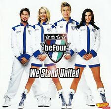 BEFOUR : WE STAND UNITED / CD - TOP-ZUSTAND