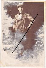 regio esercito I guerra tenente nome al retro